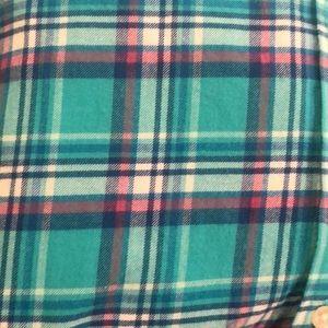 Vineyard Vines Shirts & Tops - Vineyard Vines Whale Button Down Flannel Plaid